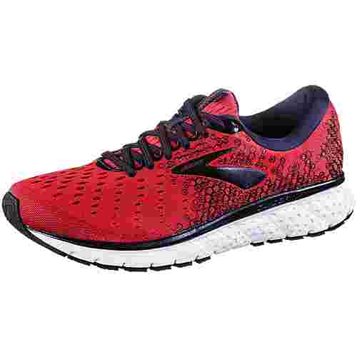 Brooks Glycerin 17 Laufschuhe Herren red-biking red-peacoat
