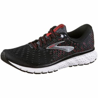 Brooks Glycerin 17 Laufschuhe Herren black-ebony-red