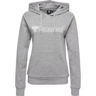 hummel Sweatshirt Damen GREY MELANGE