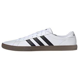 adidas Daily 2.0 Schuh Basketballschuhe Herren Cloud White / Core Black / Gum