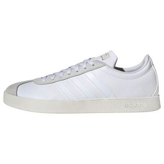 adidas VL Court 2.0 Schuh Sneaker Herren Cloud White / Cloud White / Running White