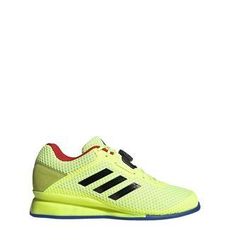 adidas Leistung 16 II Boa Schuh Hallenschuhe Herren Hi-Res Yellow / Core Black / Blue