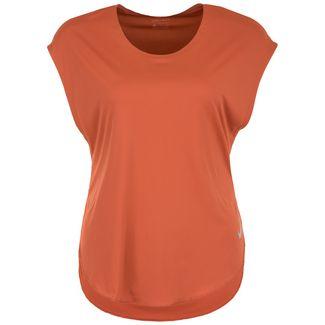 Nike City Sleek Laufshirt Damen braun