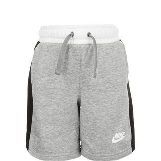 Nike Air Shorts Kinder grau / weiß