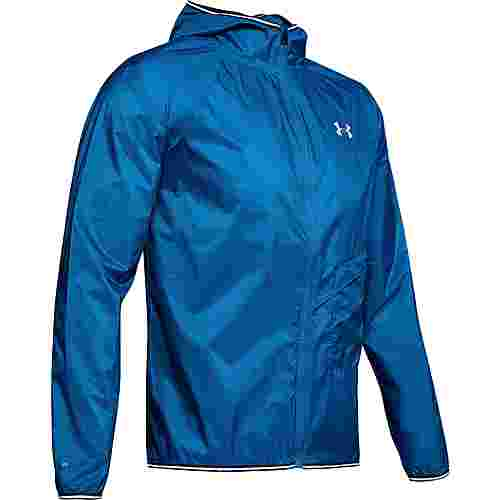 Under Armour Qualifier Storm Funktionsjacke Herren green