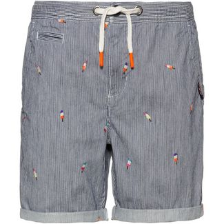Superdry Sunscorched Shorts Herren ice lolly aoe stripe