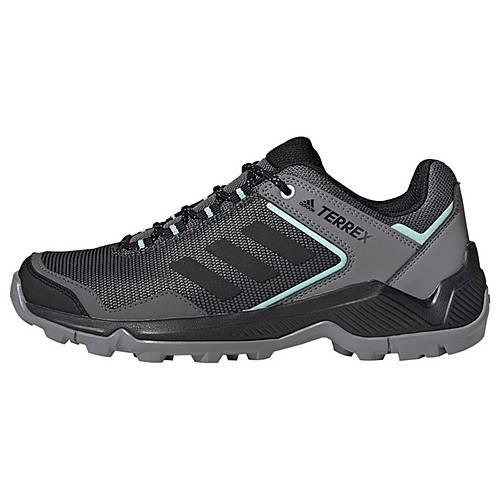 adidas TERREX Eastrail Schuh Wanderschuhe Damen Grey Four Core Black Clear Mint im Online Shop von SportScheck kaufen