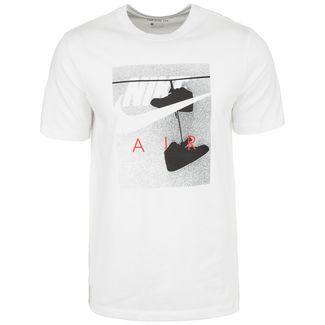 Nike Air Powerline Photo T-Shirt Herren weiß