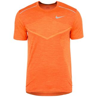 Nike TechKnit Ultra Laufshirt Herren orange