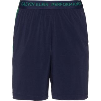 Calvin Klein Woven Shorts Shorts Herren evening blue-evergreen