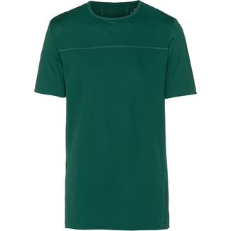 Calvin Klein S/S T-Shirts T-Shirt Herren evergreen