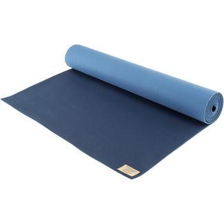 JADEYOGA Harmony Yogamatte slate blue-midnight blue