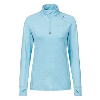 Endurance Langarmshirt Damen 2076 Blue Topaz