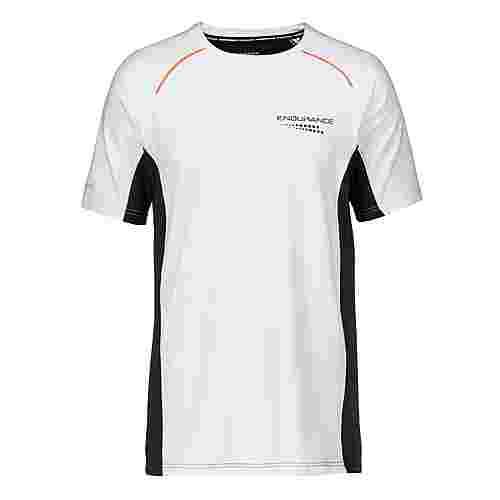 Endurance Laufshirt Herren 1002 White