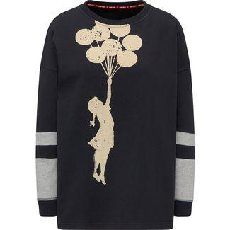 Homebase Sweatshirt Damen schwarz