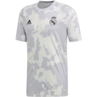 adidas Real Madrid Prematch Funktionsshirt Herren raw gold
