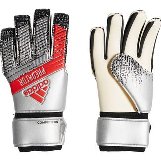 adidas PRED COMP Torwarthandschuhe silver met.