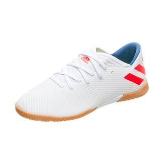 adidas Nemeziz Messi 19.3 Fußballschuhe Kinder weiß / rot