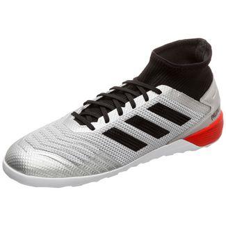 adidas Predator 19.3 Fußballschuhe Herren silber / schwarz