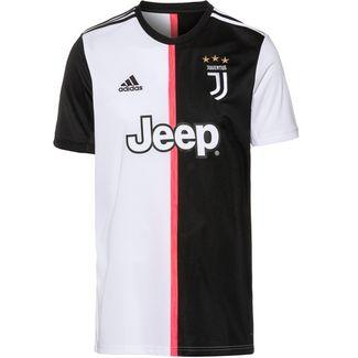 adidas Juventus Turin 19/20 Heim Fußballtrikot Herren black-white