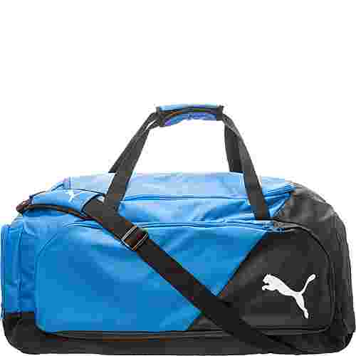 bf098355b082d PUMA Liga Large Sporttasche blau   schwarz im Online Shop von ...