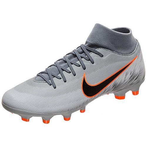 classic fit promo codes sale Nike Mercurial Superfly VI Academy Fußballschuhe Herren grau / orange im  Online Shop von SportScheck kaufen