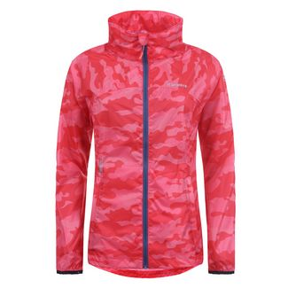 ICEPEAK Funktionsjacke Damen Klassisch Rot