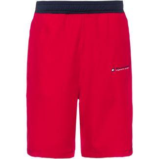 Tommy Sport Shorts Herren true red
