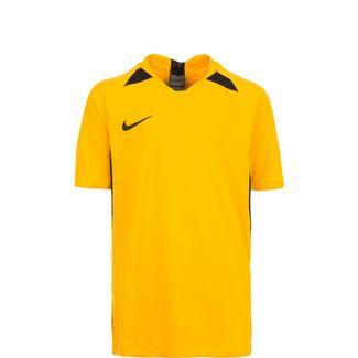 Nike Striker V Fußballtrikot Kinder gold / schwarz