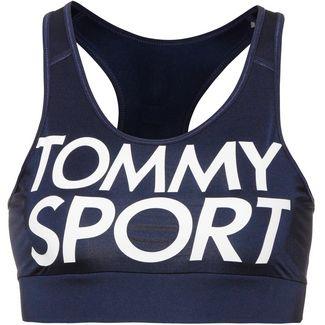 Tommy Sport Bustier Damen sport navy