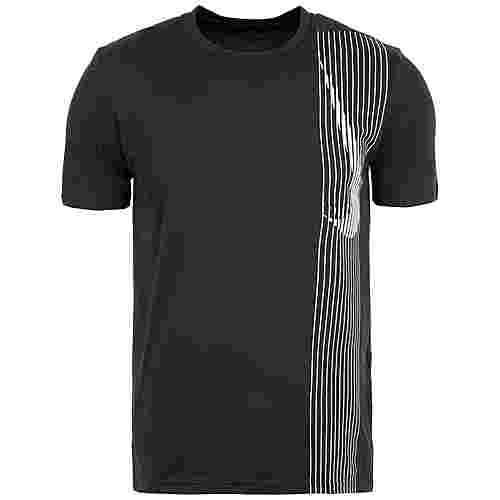 Nike Dry Top Funktionsshirt Herren schwarz / weiß