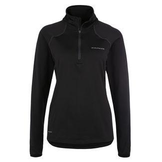 Endurance Laufshirt Damen schwarz