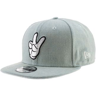 New Era 9Fifty Street Mickey Cap sky blue