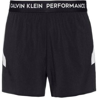 Calvin Klein Funktionsshorts Damen ck black