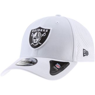New Era 9Forty Oakland Raiders Cap optic white