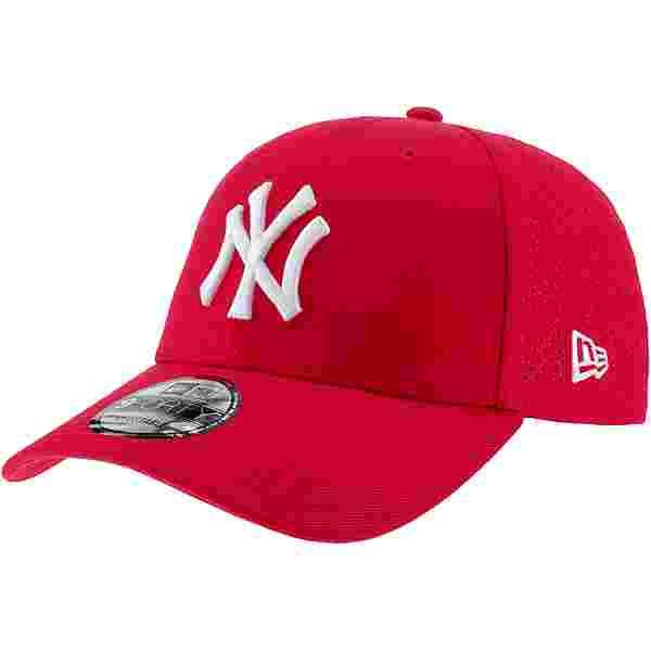 New Era 9Forty New York Yankees Cap front door red