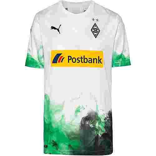PUMA Borussia Mönchengladbach 19/20 Heim Fußballtrikot Herren puma white-bright green