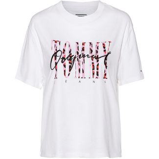 Tommy Hilfiger T-Shirt Damen classic white