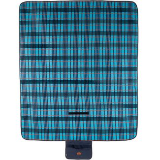 Mc Kinley RUG Decke blau-orange