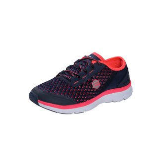 Endurance Fitnessschuhe Damen dunkelblau-orange