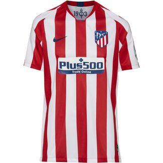 Nike Atletico Madrid 19/20 Heim Fußballtrikot Herren sport red-white-deep royal blue