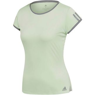 adidas Club 3STR Funktionsshirt Damen glow green