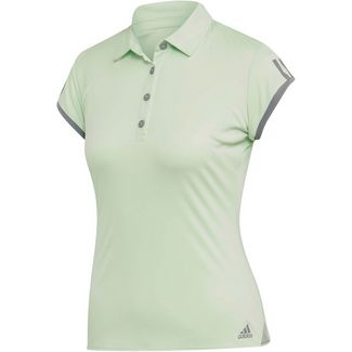 adidas Club 3STR Tennis Polo Damen glow green