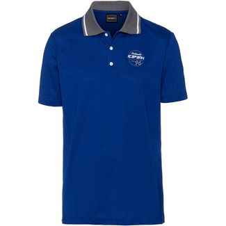 ICEPEAK PRENT Poloshirt Herren ultramarine