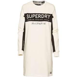 Superdry Longsweat Damen chalk white