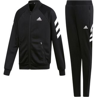 adidas Change the Future Trainingsanzug Kinder black