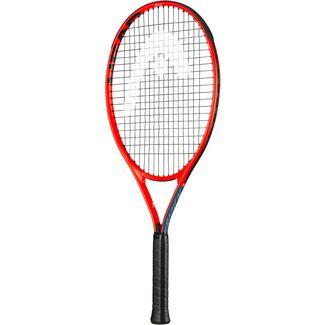 HEAD Graphene Radical 25 Tennisschläger Kinder schwarz-orange