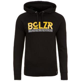 Bolzr Bolzr Hoodie Herren schwarz / gelb