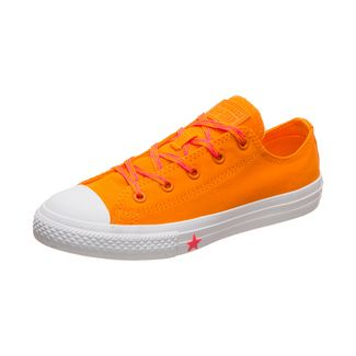 CONVERSE Chuck Taylor All Star Sneaker Kinder orange / pink