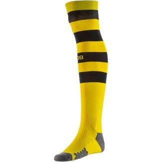 PUMA Borussia Dortmund 19/20 Heim Stutzen cyber yellow puma black